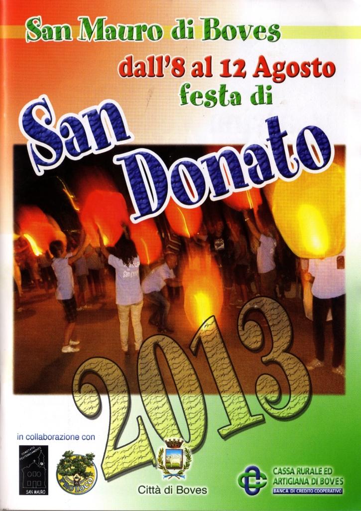 copertina 2013