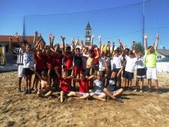 30 bambini delle elementari al torneo di lunedì