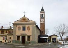 vista totale della chiesa
