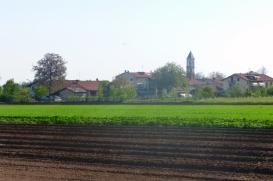 Vista del centro frazionale
