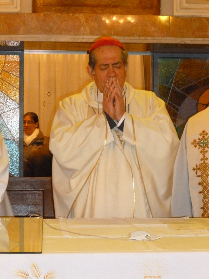 monsignor Giuseppe Cavallotto