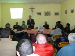 Alta la partecipazione all'incontro con l'amministrazione comunale