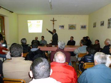 Presenti anche Luigi Soffietti, Sergio Giordano, Ornella Vola, Flavio Serafini, Enrica Di Ielsi
