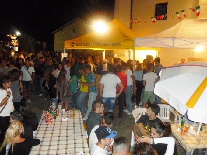 tutti a ballare con dj Marchisio