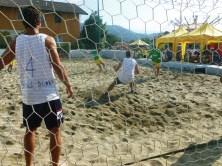Un immagine del torneo adulti