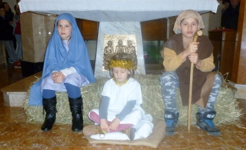 La famiglia di Nazareth (più o meno)