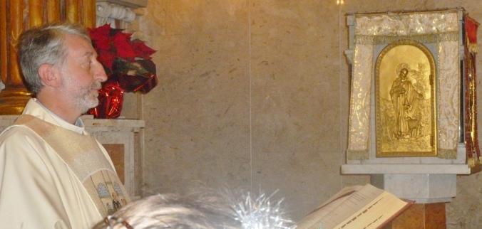 Don Giò e il tabernacolo