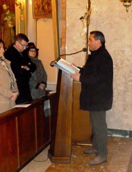 Presenti il vicesindaco Maurizio Paoletti e l'assessore Enrica Di Ielsi
