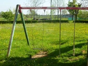 L'area verde di San Mauro lasciata al proprio destino