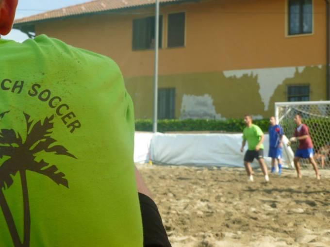 Vista sabbia