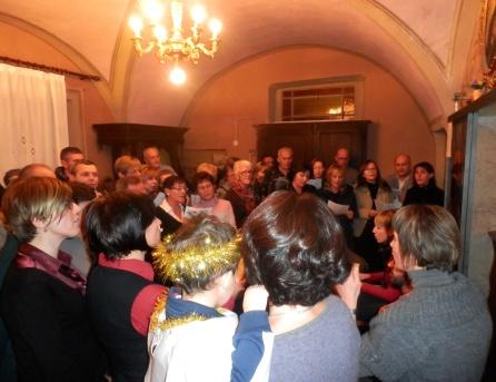 La cantoria di San Mauro-Sant'Anna