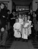 Sguardi di Natale: angioletti in attesa