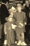 Sguardi di Natale: pastorelli in attesa